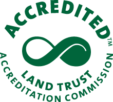 Accredited Land Trust logo