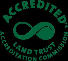 Accredited Land Trust logo