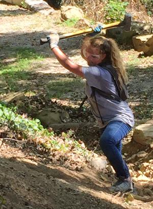 Alethea sledgehammer