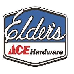 Elder's Ace Hardware Email Logo