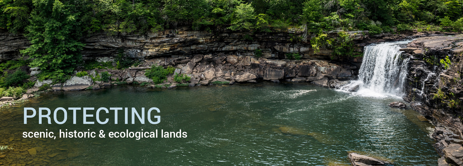 protecting scenic, historical, & ecological lands