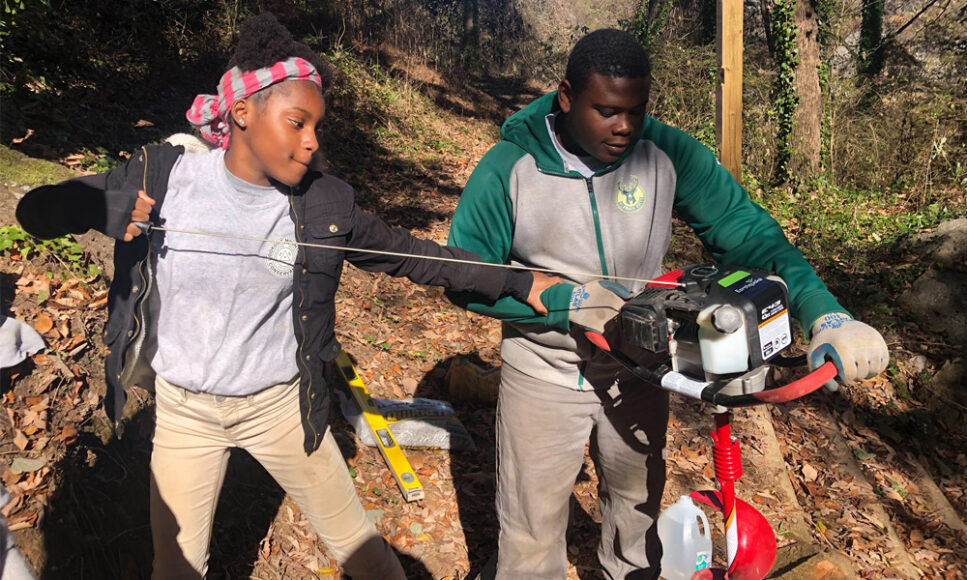 Beating the Odds: Supporting The Howard School Interns