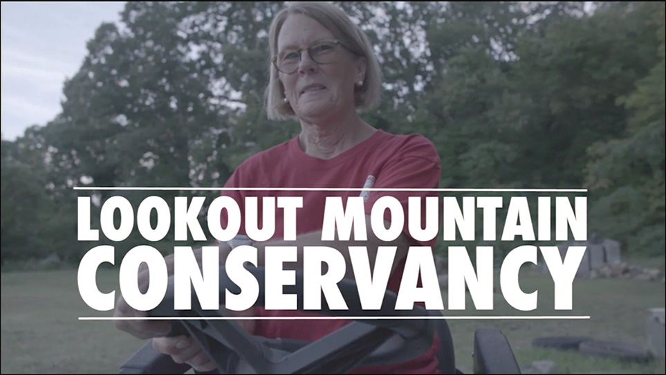 Lookout Mountain Conservancy video title