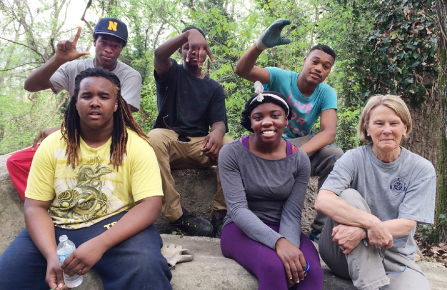 Local Students Inspire, to Address Southeast Conservation Gathering