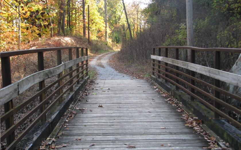 Guild Trail Trestle