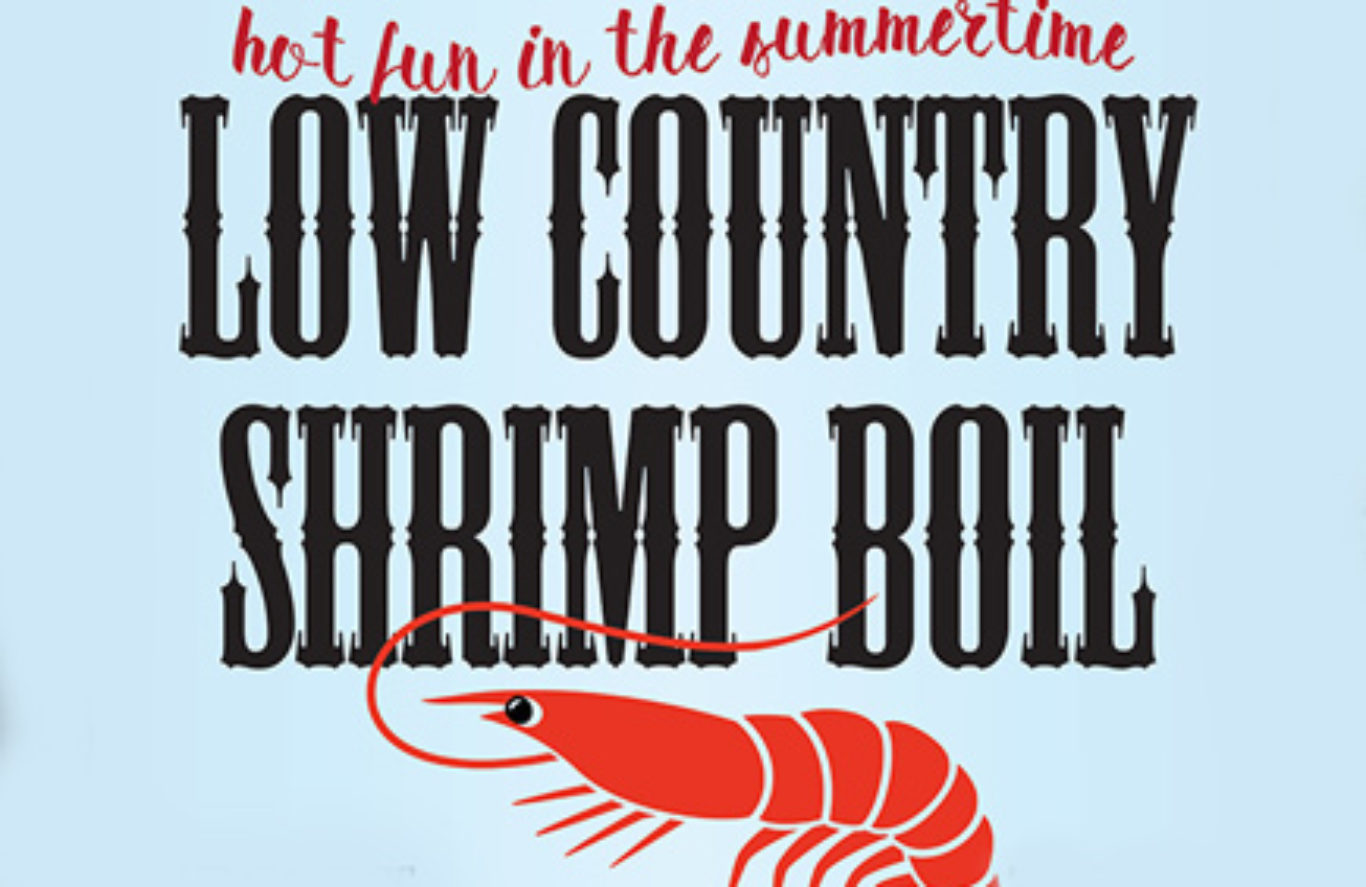 Crazy good food, amazing live music under the stars – Shrimp Boil 2019
