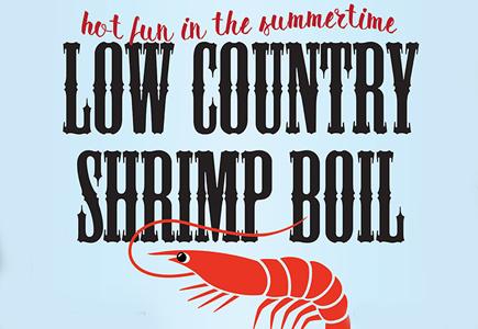 Low County Shrimp Boil 2017