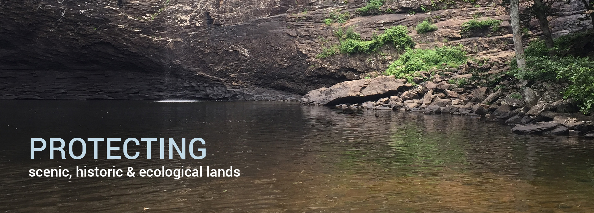 protecting scenic, historic & ecological lands
