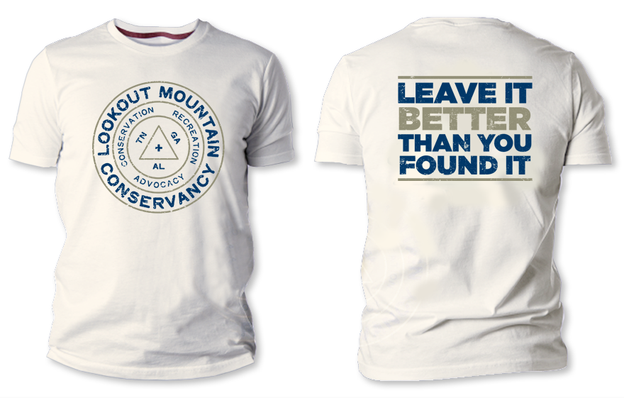 new tshirt design on front and back